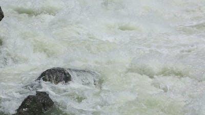 Mountain River Flood