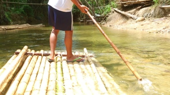 Cover Image for Bamboo Rafting In Khao Lak