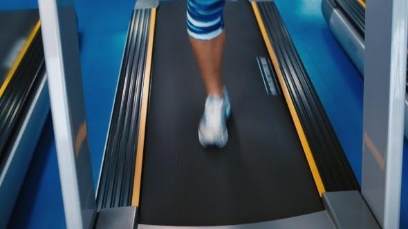 Thumbnail for Running On Treadmill