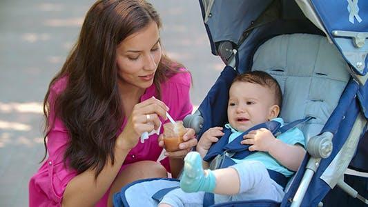 Thumbnail for Baby Feeding