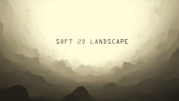 Thumbnail for Soft 2D Landscape