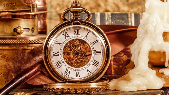 Thumbnail for Vintage Pocket Watch