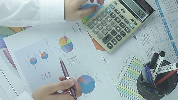Thumbnail for Examining Business Graph 2
