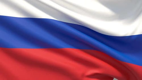 The Flag of Russia