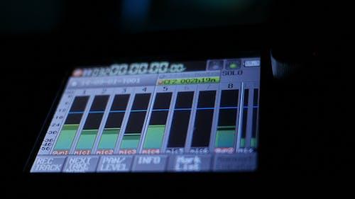 Sound Indicators On The Pro VCR