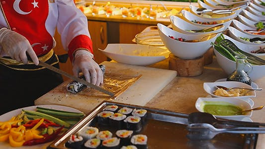 Cover Image for Sushi