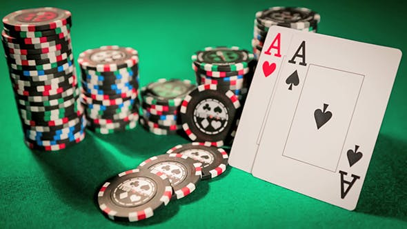 Thumbnail for Gambling Chips And Cards