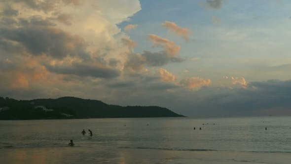 Thumbnail for Evening Beach In Phuket