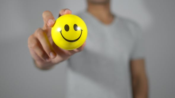 Thumbnail for Positive Emotions, Smiley