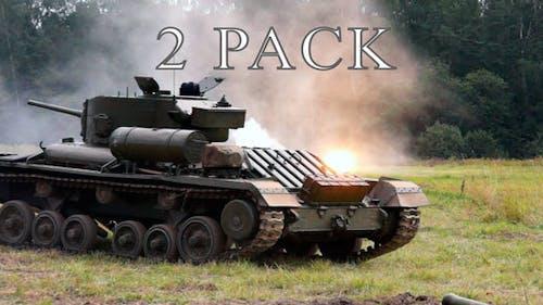 War. Armoured Vehicles