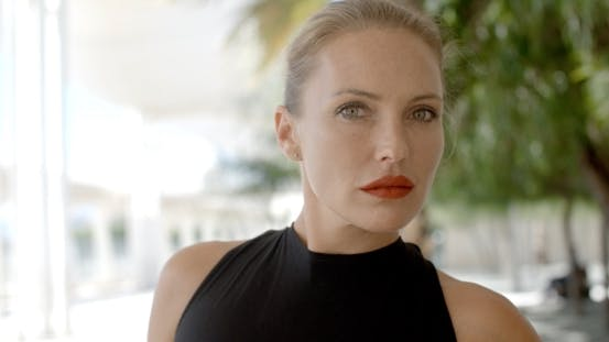 Thumbnail for Portrait Of Beautiful And Sexy Business Woman