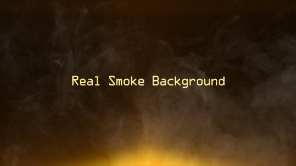 Thumbnail for Real Smoke Background