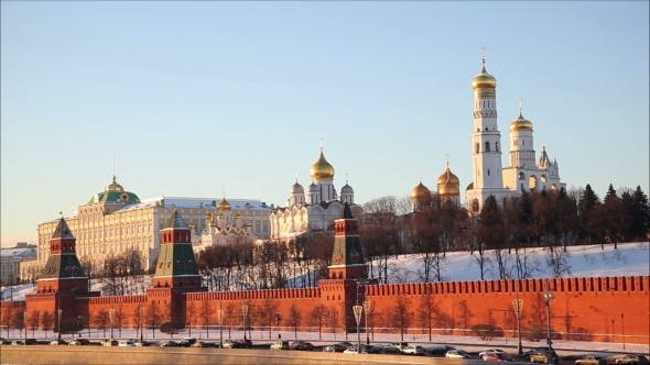 Thumbnail for Winter Kremlin
