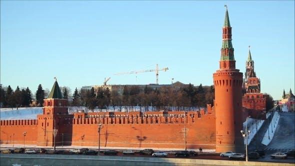 Thumbnail for Winter Kremlin