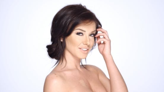 Thumbnail for Sexy Brunette Woman Posing