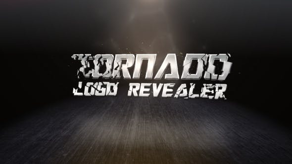 Thumbnail for Tornado Logo Revealer