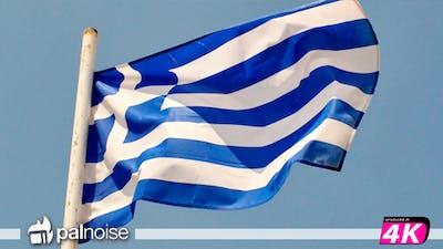 Greek Flag Greece