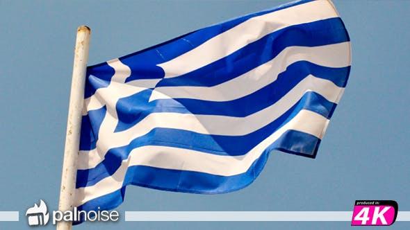 Thumbnail for Greek Flag Greece