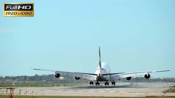 Thumbnail for Commercial Jet Plane Landing