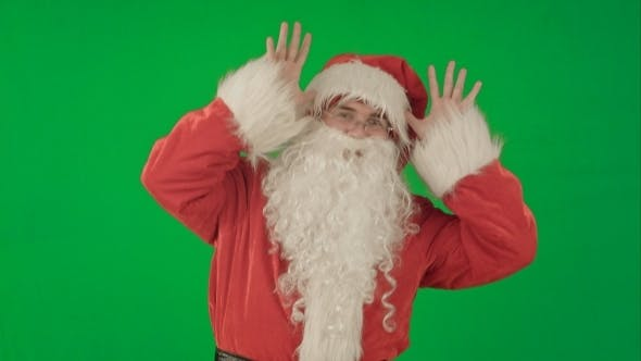 Thumbnail for Happy Dancing Santa Claus
