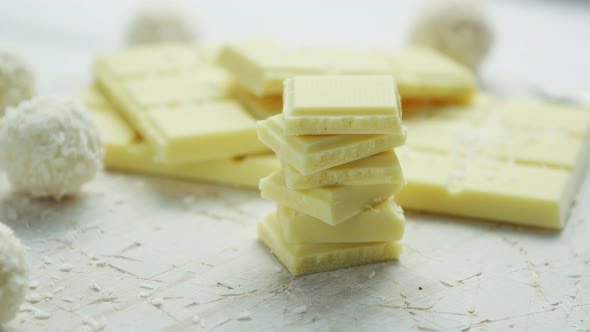 Cover Image for White Chocolate and Sweets