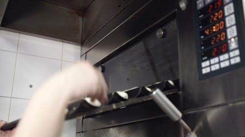 Chefkoch In den Ofen Pan Kekse
