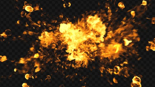 Thumbnail for Explosion and Fire