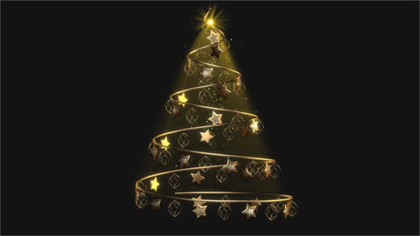 Thumbnail for Christmas Tree - Stars