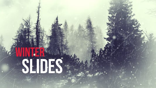 Thumbnail for Winter Slides