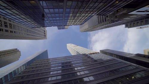 Future Development Cityscape Infrastructure of Contemporary Skyline