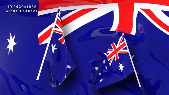 Thumbnail for Flag Transition - Australien