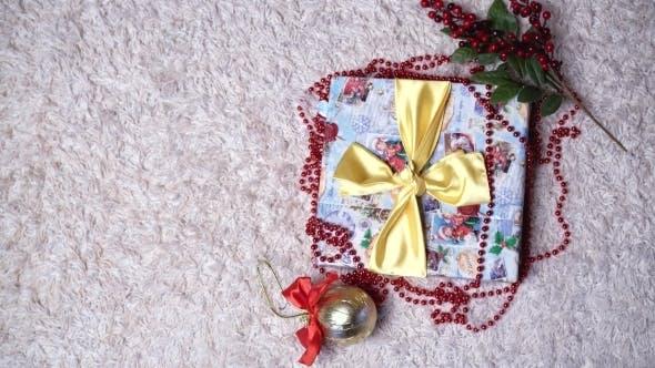 Thumbnail for Christmas Design - Merry Christmas Xmas Wreath