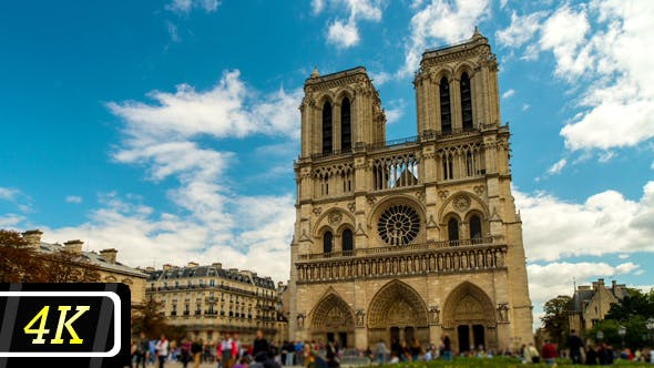 Thumbnail for Notre Dame Cathedral