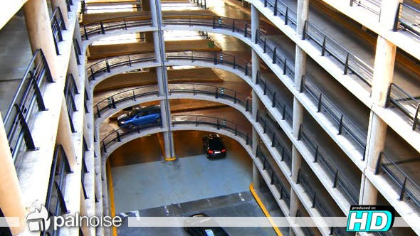 Thumbnail for Parking Cars Building