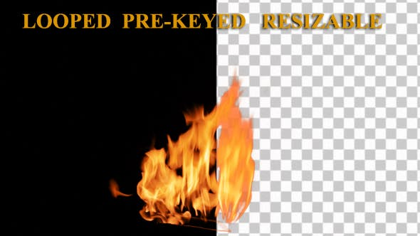 Thumbnail for Real Fire  02