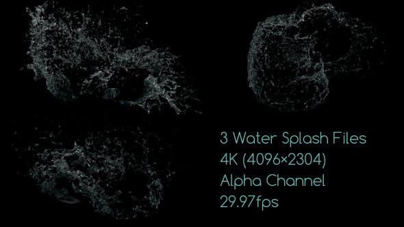 Thumbnail for Water Splash Pack 2