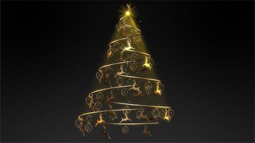 Christmas Tree - Reindeer