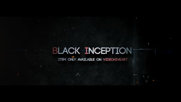 Thumbnail for Inception - Trailer Titles
