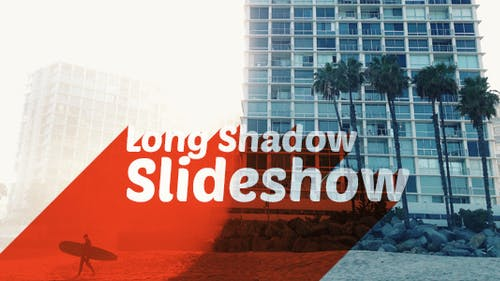 Long Shadow Slideshow