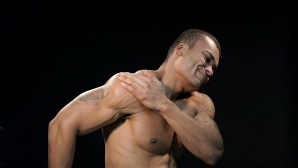 Painful Injury During Training