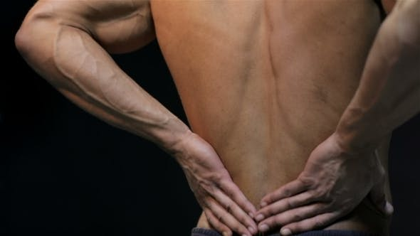 Thumbnail for Man Knead The The Back Muscles