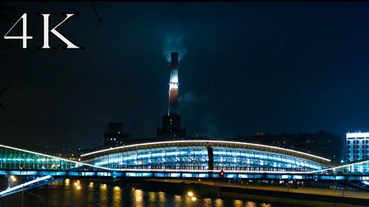 Thumbnail for Glowing Bridge
