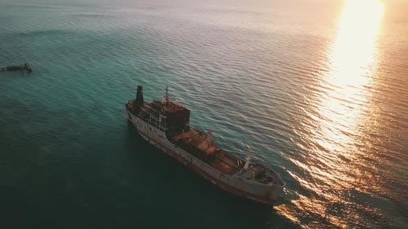 Thumbnail for Sunset Boat  Beach
