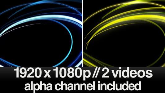 Thumbnail for HD Light Streaks - Series of 2