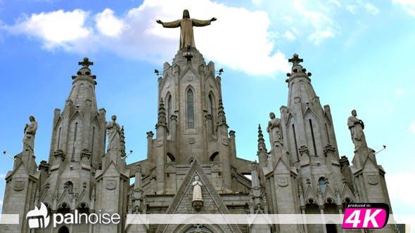 Thumbnail for Church & Clouds 01