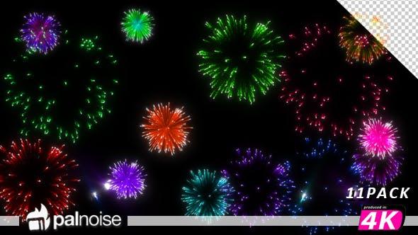 Thumbnail for Fireworks Motion (11-Pack)