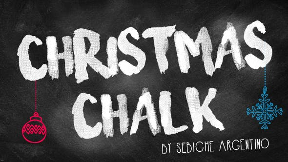 Thumbnail for Christmas Chalk