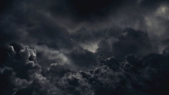 Cinematic Dark Clouds