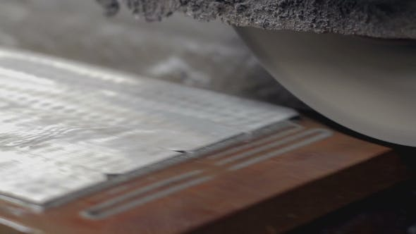 Thumbnail for Factory Machine Milling Metal