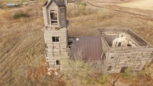 Abandoned Rural Church